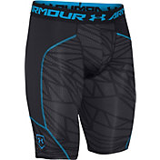 Under Armour Men's Undeniable Printed Sliding Shorts