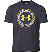 Under Armour Men's Wordmark Graphic T-Shirt