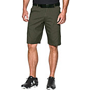 Under Armour Men's Match Play Print Golf Shorts