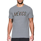 Under Armour Men's Tri-Blend Country Pride Mexico Graphic T-Shirt