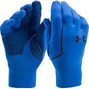 Under Armour Men's No Breaks Armour Liner Gloves