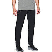 Under Armour Men's NoBreaks Stretch-Woven Tapered Pants