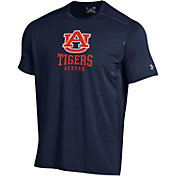 Under Armour Men's Auburn Tigers Raid Performance Blue T-Shirt