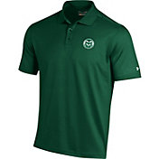 Under Armour Men's Colorado State Rams Green Performance Polo