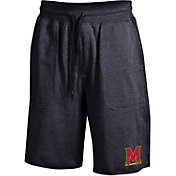 Under Armour Men's Maryland Terrapins Black Fleece Shorts