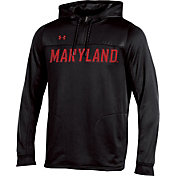 Under Armour Men's Maryland Terrapins Team Pride Black Hoodie