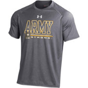 Under Armour Men's United States Army Grey Performance Tech T-Shirt