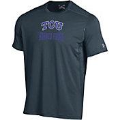 Under Armour Men's TCU Horned Frogs Raid Performance Purple T-Shirt