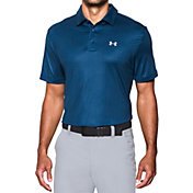 Under Armour Men's Playoff Herringbone Golf Polo