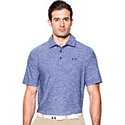 Under Armour Men's Playoff Heather Golf Polo