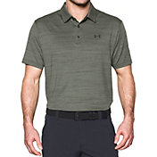 Under Armour Men's Playoff Tiger Twist Golf Polo
