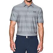 Under Armour Men's Playoff Tonal Stripe Golf Polo