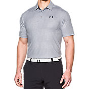 Under Armour Men's Playoff Tweed Golf Polo