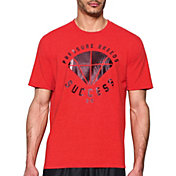 Under Armour Men's Pressure Breeds Success Graphic Basketball T-Shirt