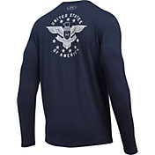 Under Armour Men's Freedom Eagle Tactical Long Sleeve Shirt