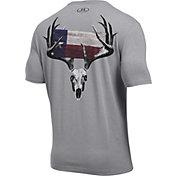 Under Armour Men's Texas Skull T-Shirt