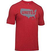 Under Armour Men's Freedom Americana United T-Shirt
