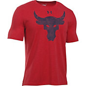 Under Armour Men's Project Rock Brahma Bull T-Shirt