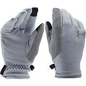 Under Armour Men's NoBreaks Armour Fleece Running Gloves