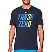 Under Armour Men's SC30 Three Zero Graphic Basketball T-Shirt