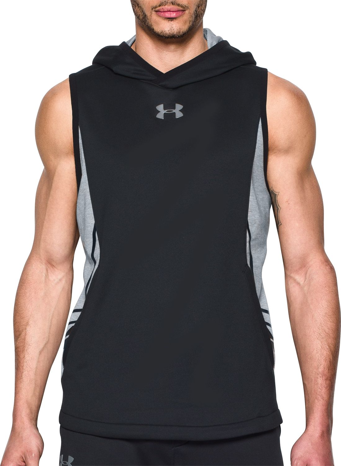 Under Armour Men's Select Sleeveless Basketball Hoodie| DICK'S ...
