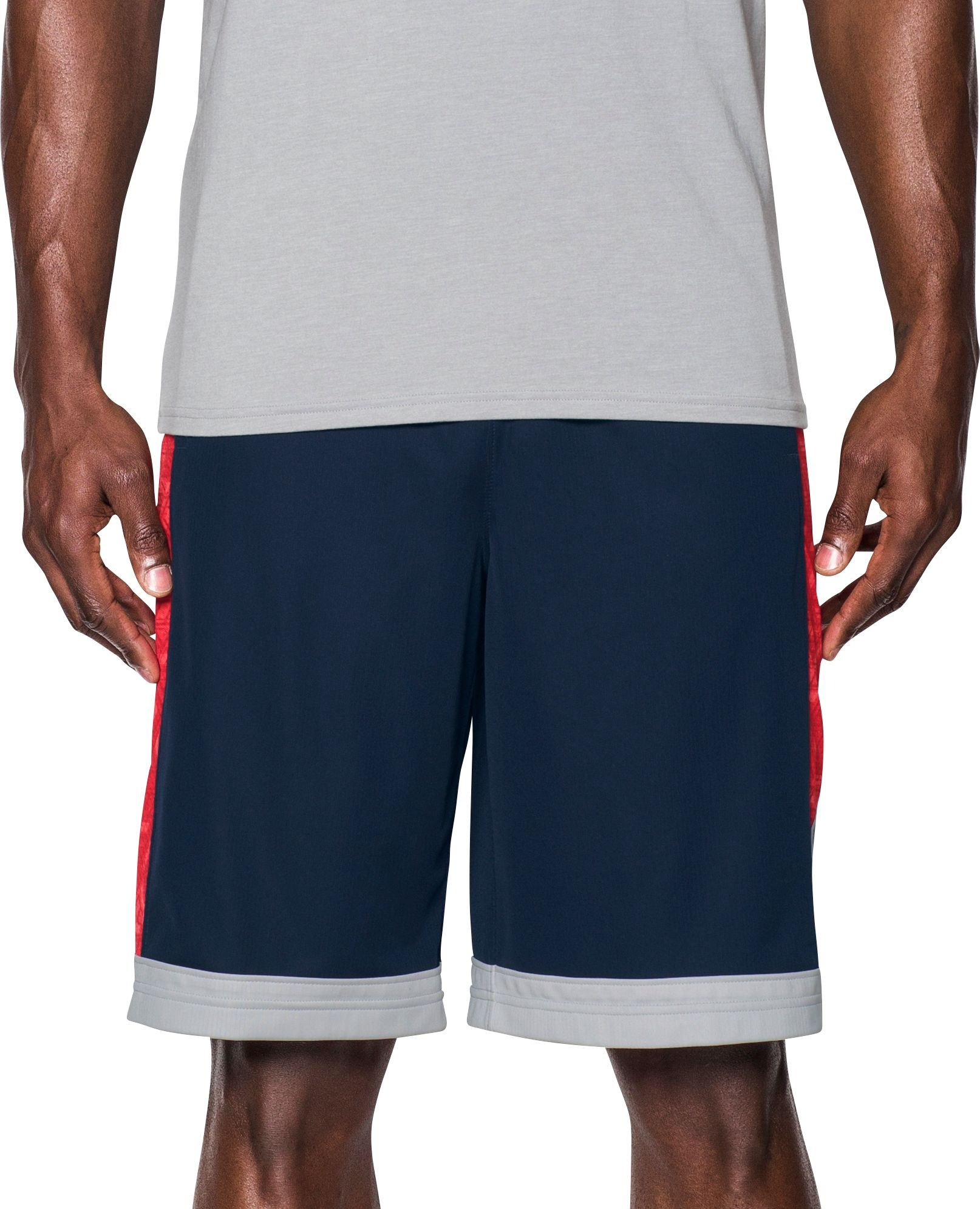 Mens basketball shorts on sale free shipping - Product Image Under Armour Men S Isolation 11 Basketball Shorts