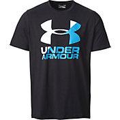 Under Armour Men's Split Fragment Logo T-Shirt