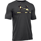 Under Armour Men's Sportstyle Camo Logo T-Shirt