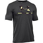 Under Armour Men's Sportstyle Camo Logo T-Shirt