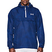 Under Armour Men's Sportstyle Quarter Zip Anorak Jacket
