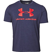 Under Armour Men's Sportstyle Painted Lines T-Shirt