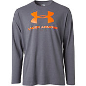 Under Armour Men's Sportstyle Splatter Long Sleeve Shirt