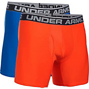 Under Armour Men's O Series 6'' Boxerjock Boxer Briefs 2 Pack
