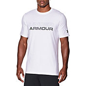 Under Armour Men's Wordmark Graphic T-Shirt