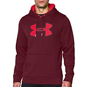Under Armour Men's Storm Armour Fleece Big Logo Hoodie