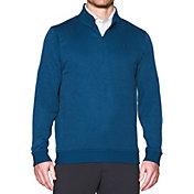 Under Armour Men's Storm SweaterFleece Quarter-Zip Golf Pullover