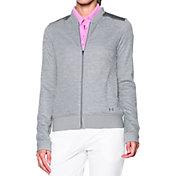 Under Armour Women's SweaterFleece Golf Jacket