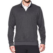 Under Armour Men's Storm SweaterFleece Quarter-Zip Golf Pullover – Tall