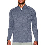 Under Armour Men's UA Tech Quarter Zip Long Sleeve Shirt