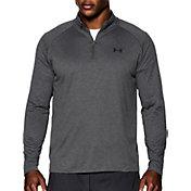 Under Armour Men's UA Tech Quarter Zip Long Sleeve Shirt