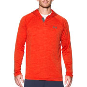Under Armour Men's Tech Popover Henley Hoodie