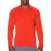 Under Armour Men's UA Tech Long Sleeve Novelty T-Shirt