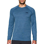 Under Armour Men's UA Tech Long Sleeve Novelty T-Shirt
