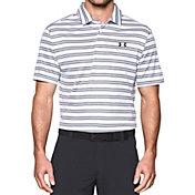 Under Armour Men's Tech Stripe Golf Polo
