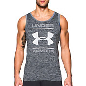 Under Armour Men's Tech Twist Graphic Sleeveless Shirt