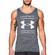 Under Armour Men's Tech Twist Graphic Sleeveless Shirt