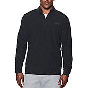 Under Armour Men's ColdGear Infrared Quarter Zip Survival Fleece Long Sleeve Shirt