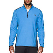 Under Armour Men's ColdGear Infrared Quarter Zip Survival Fleece Long Sleeve Shirt