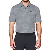 Under Armour Men's Threadborne Camo Jacquard Polo