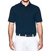 Under Armour Men's Threadborne Jacquard Golf Polo